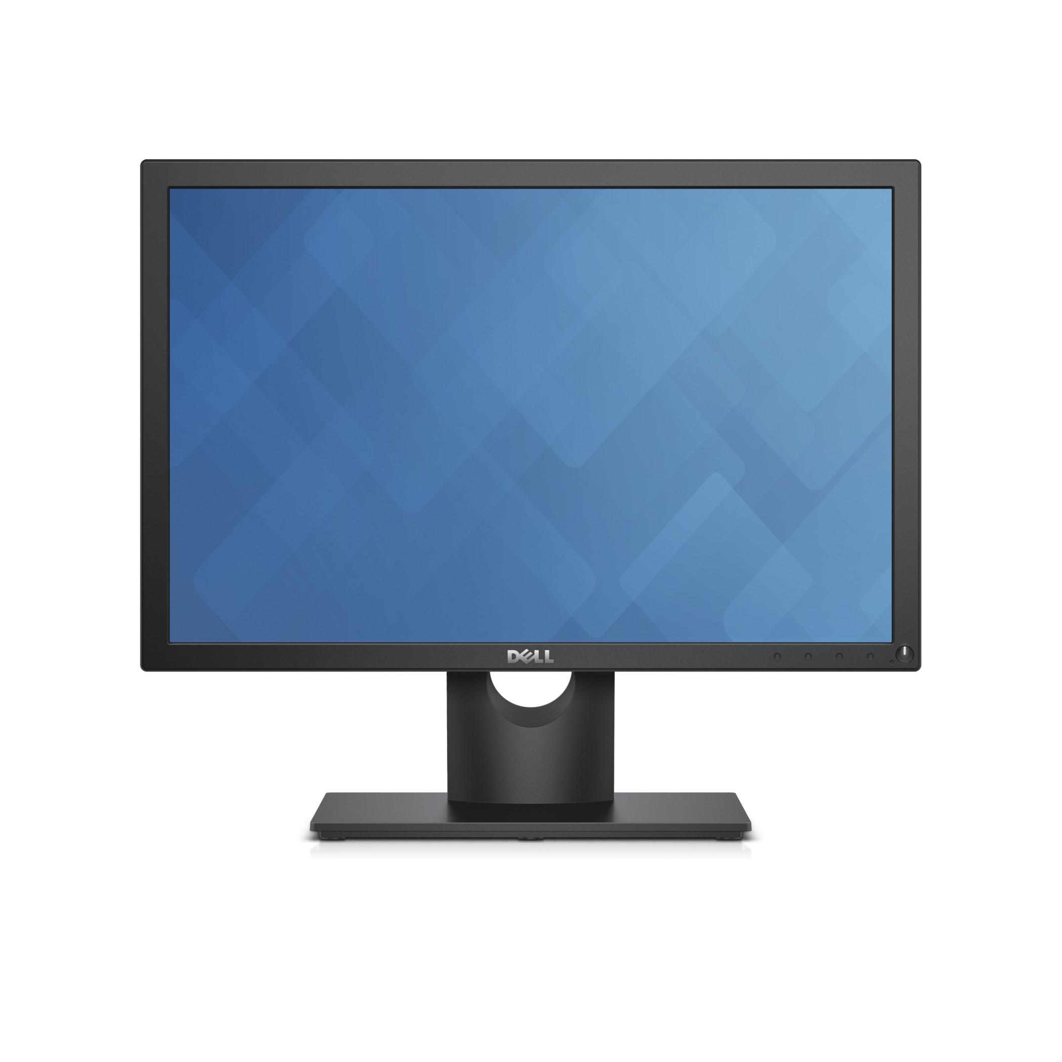 Dell E2016 - LED-Monitor - 50.8 cm (20) (19.45 sichtbar)