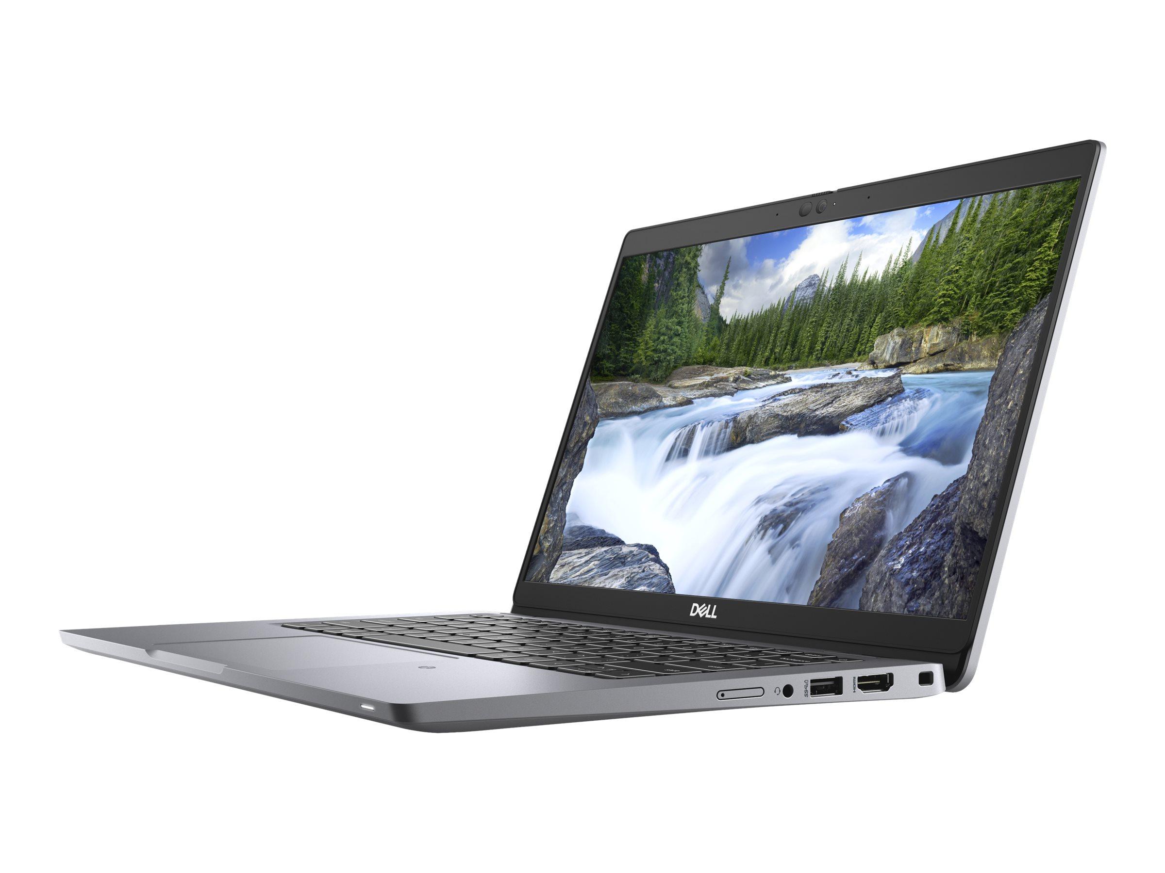 """Dell Latitude 5320 - Core i5 1135G7 / 2.4 GHz - Win 10 Pro 64-Bit - 16 GB RAM - 256 GB SSD NVMe - 33.8 cm (13.3"""")"""