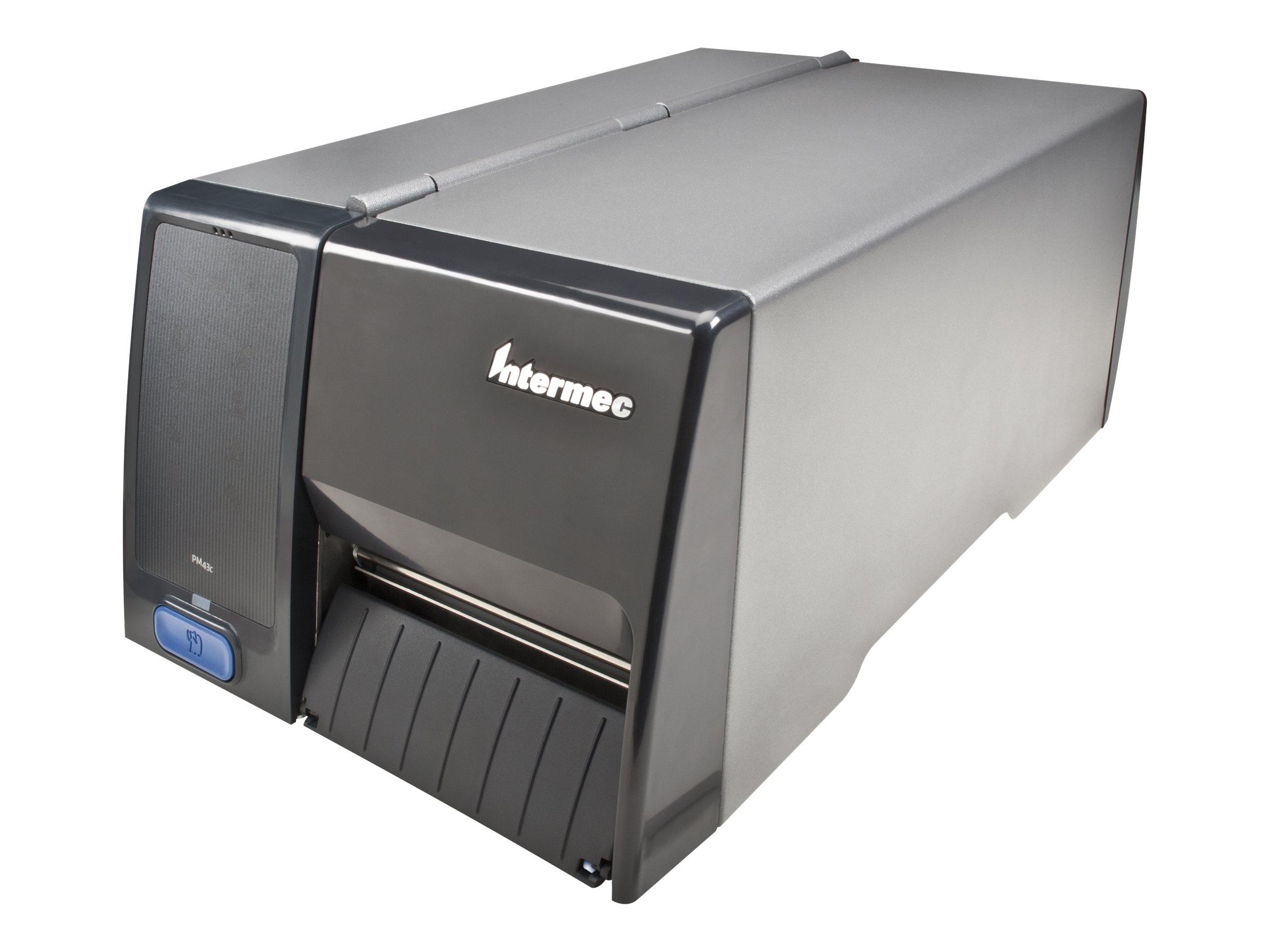 HONEYWELL PM43c - Etikettendrucker - Thermopapier - Rolle (11,4 cm)