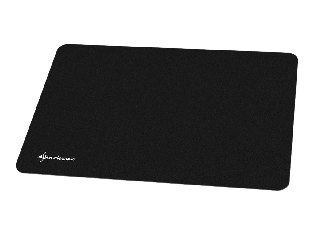 Sharkoon 1337 Gaming Mat M - Mauspad - Schwarz