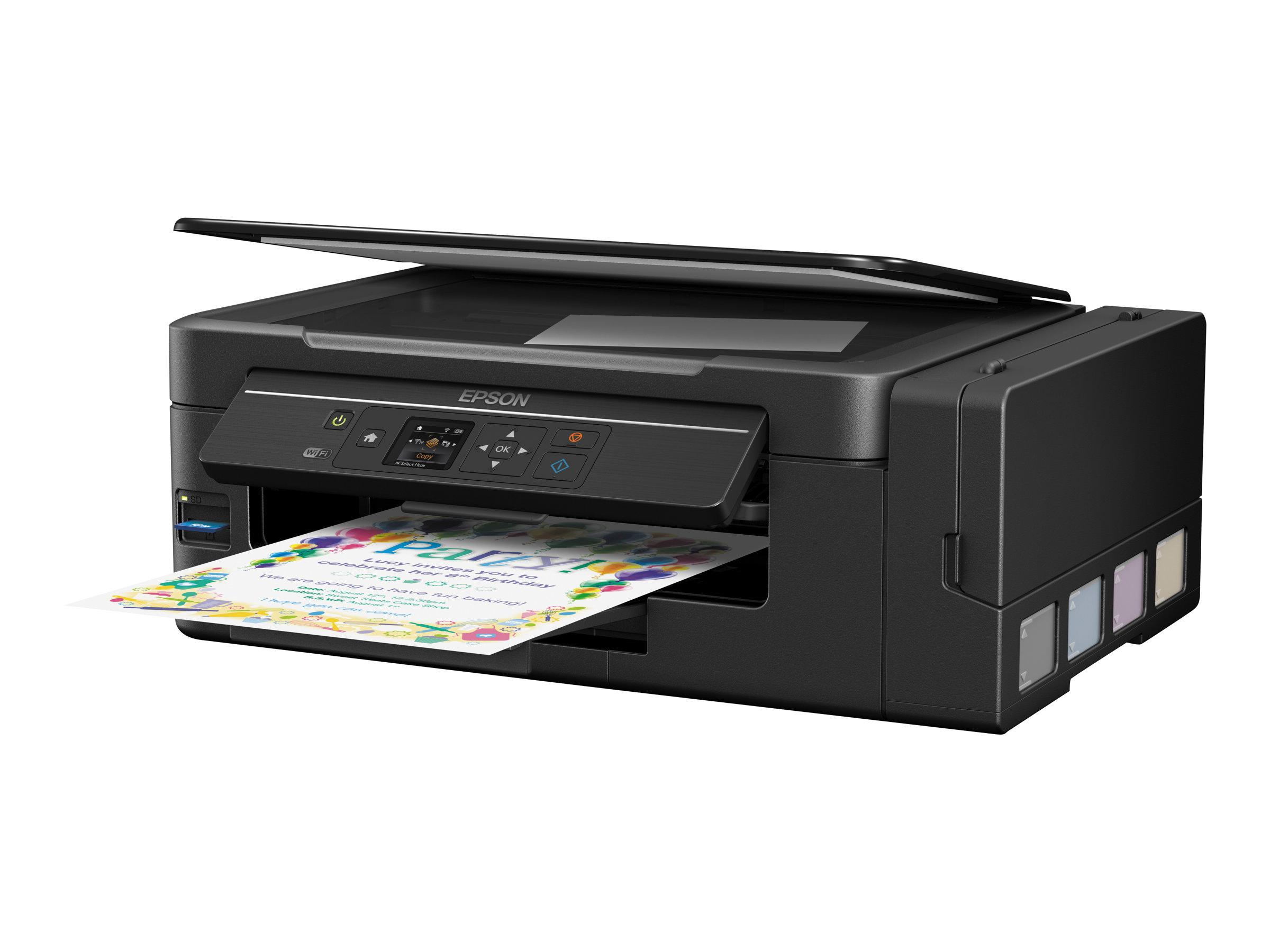 Epson EcoTank ET-2650 - Multifunktionsdrucker