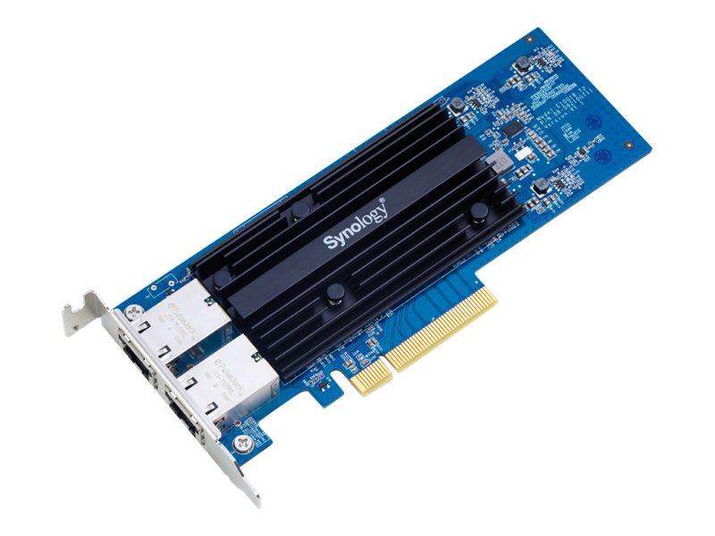 Synology E10G18-T2 - Netzwerkadapter - PCIe 3.0 x8 Low-Profile