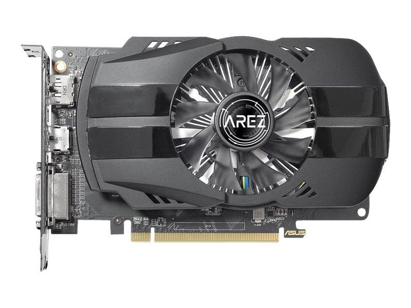 ASUS AREZ-PH-RX550-4G-M7 - Grafikkarten - Radeon RX 550