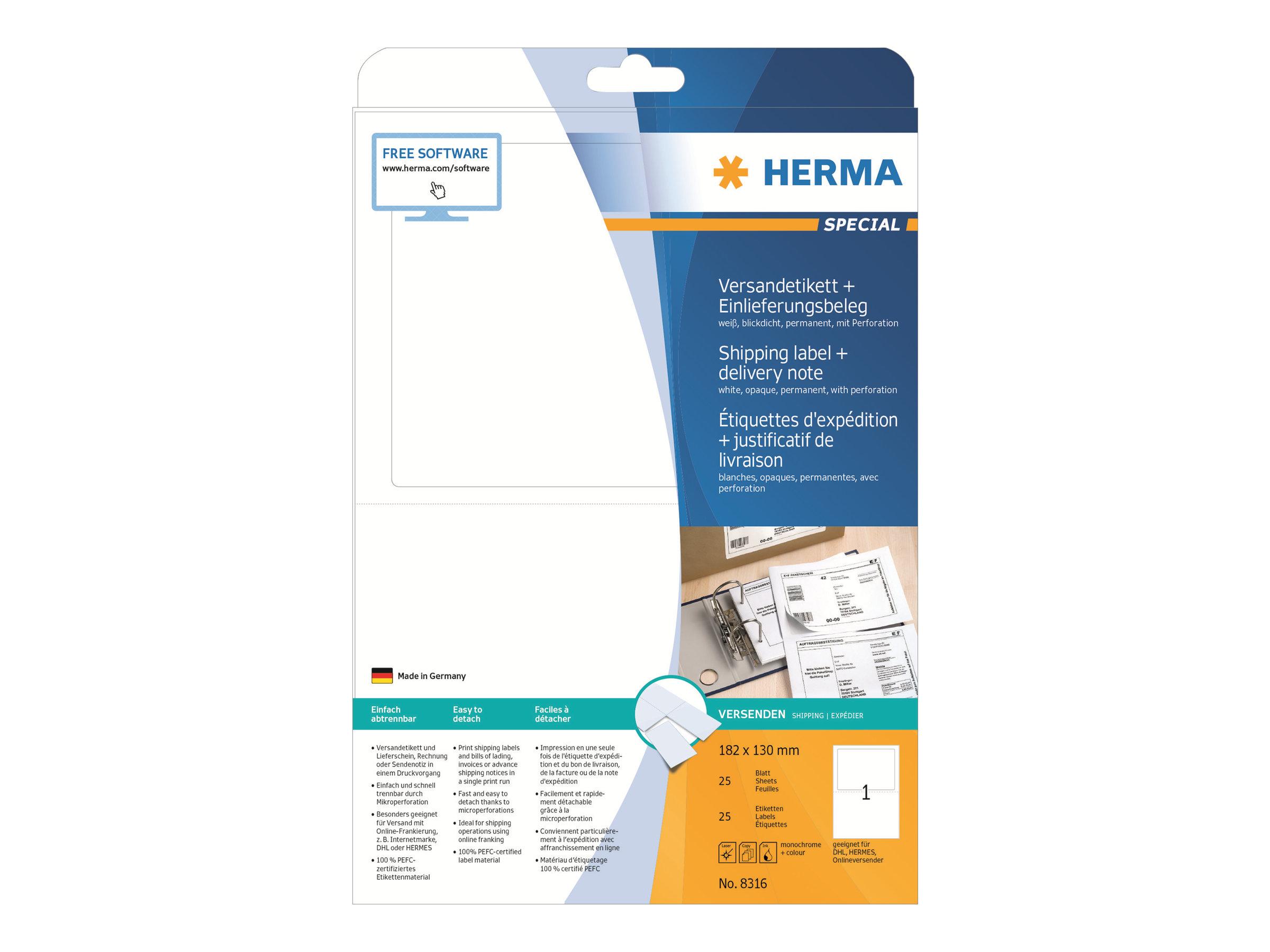 HERMA H