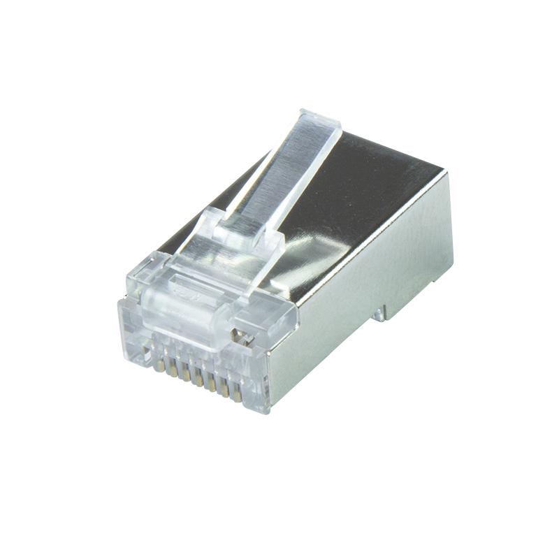 LogiLink MP0070 Drahtverbinder RJ-45 Silber