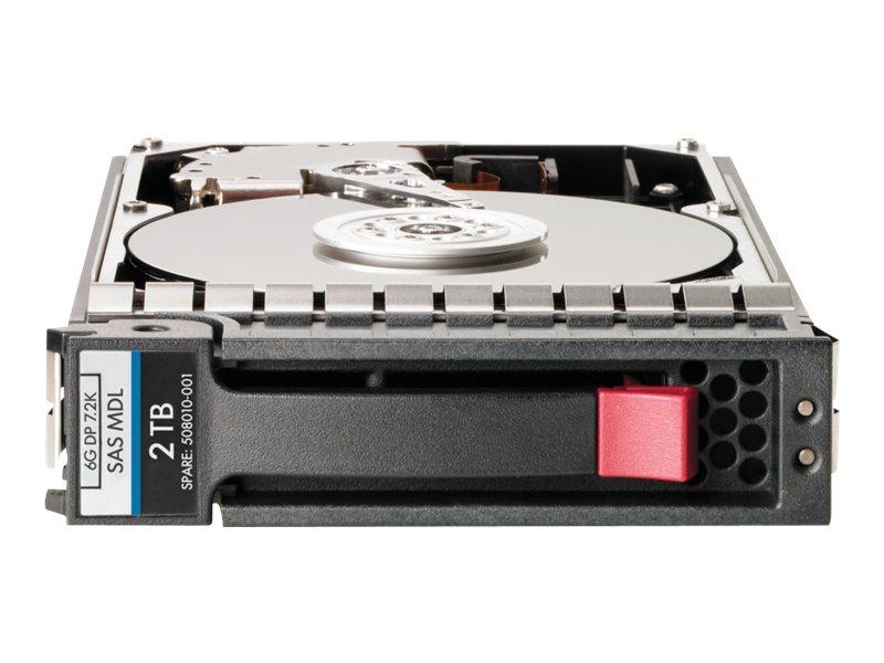 HP 3TB 6G SAS 7,2K 8,9 cm MDL HDD (QK703A) - REFURB