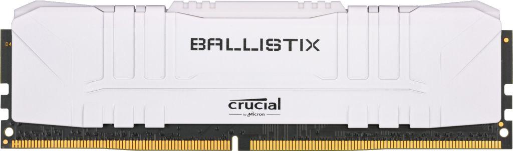 Crucial Ballistix - DDR4 - 16 GB 2 x 8 GB - DIMM 288-PIN - 3000 MHz PC4-24000 - CL15 - 1 - 16 GB - DDR4