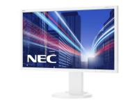 MultiSync E243WMi LED display 60,5 cm (23.8 Zoll) Full HD Flach Weiß