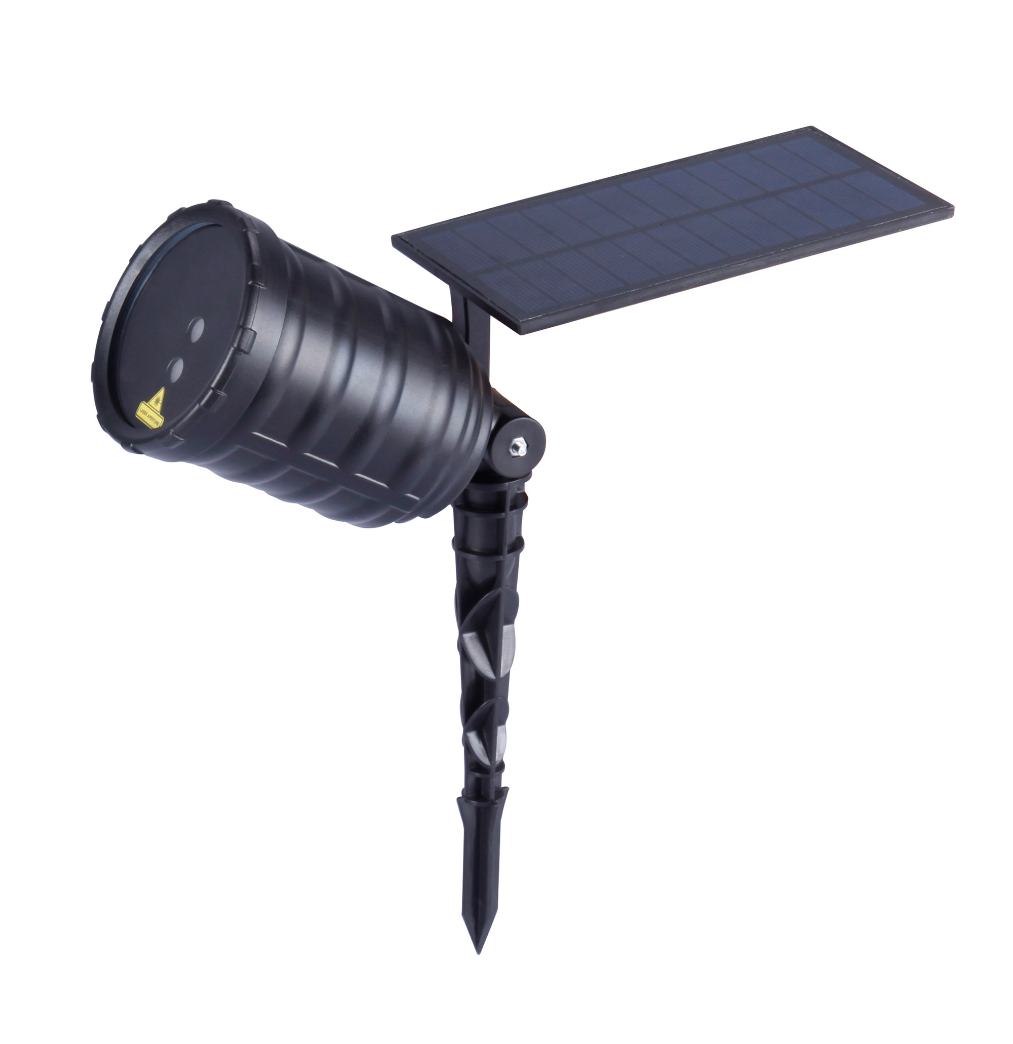 Ultron 239697 - Außen-Bodenbeleuchtung - Schwarz - IP65 - Garten - Solar - 8 h