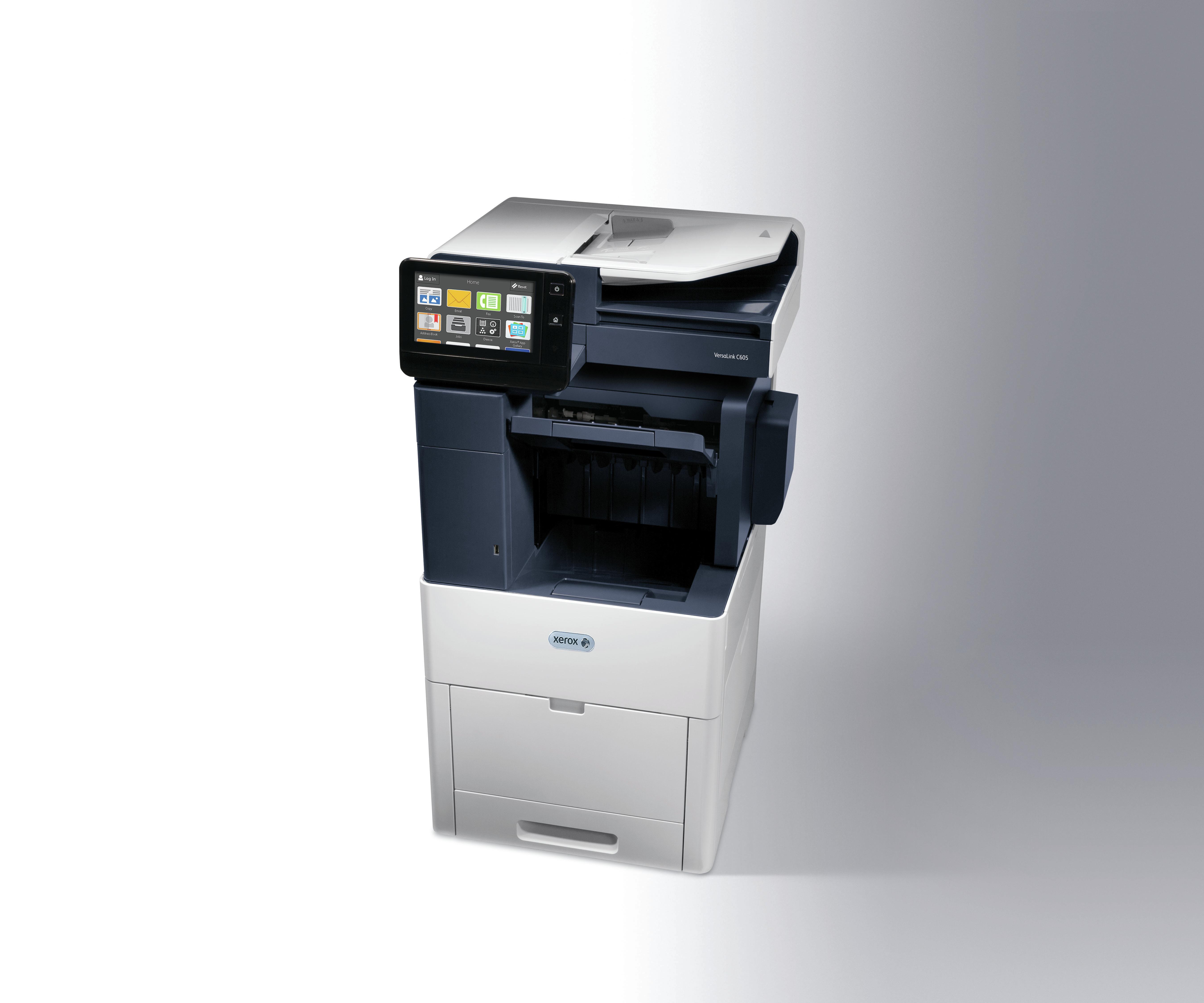 Xerox VersaLink C605V_XL Multifunktionsgerät Laser 53 Seiten pro Minute 1200 x 2400 DPI A4 WLAN