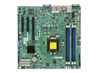 Supermicro X10SLH-F - Motherboard