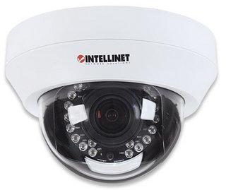 Intellinet IDC-752IR IP security camera Kuppel Weiß