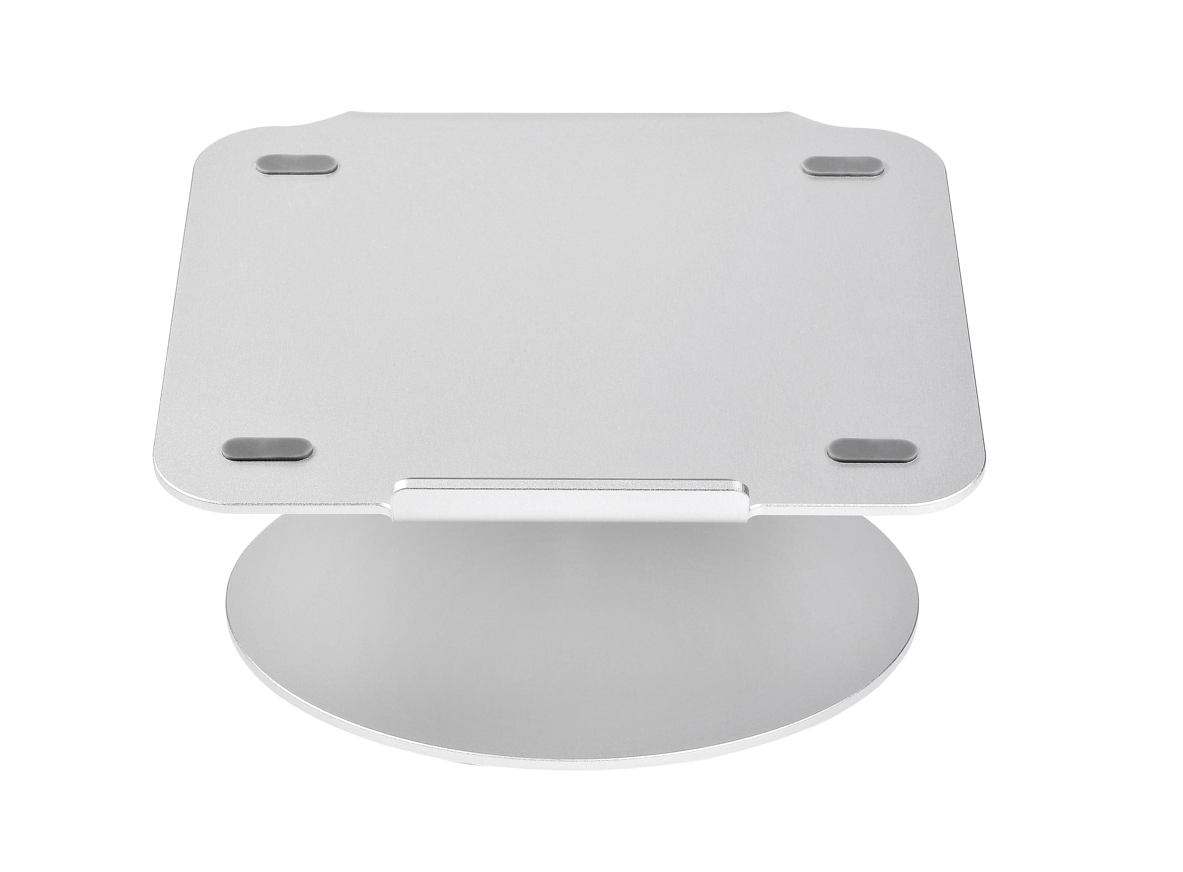 Vorschau: Spire SPUGAP-2S - Notebook-Ständer - Silber - 25,4 cm (10 Zoll) - 43,2 cm (17 Zoll) - Aluminium - 251 mm