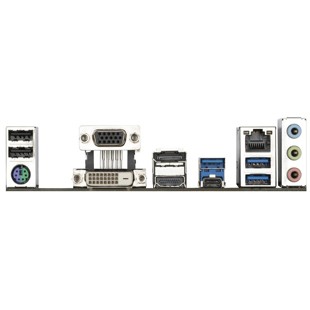 Gigabyte B560M DS3H - 1.0 - Motherboard - micro ATX - LGA1200-Sockel - B560 - USB-C Gen1, USB 3.2 Gen 1 - Gigabit LAN - Onboard-Grafik (CPU erforderlich)