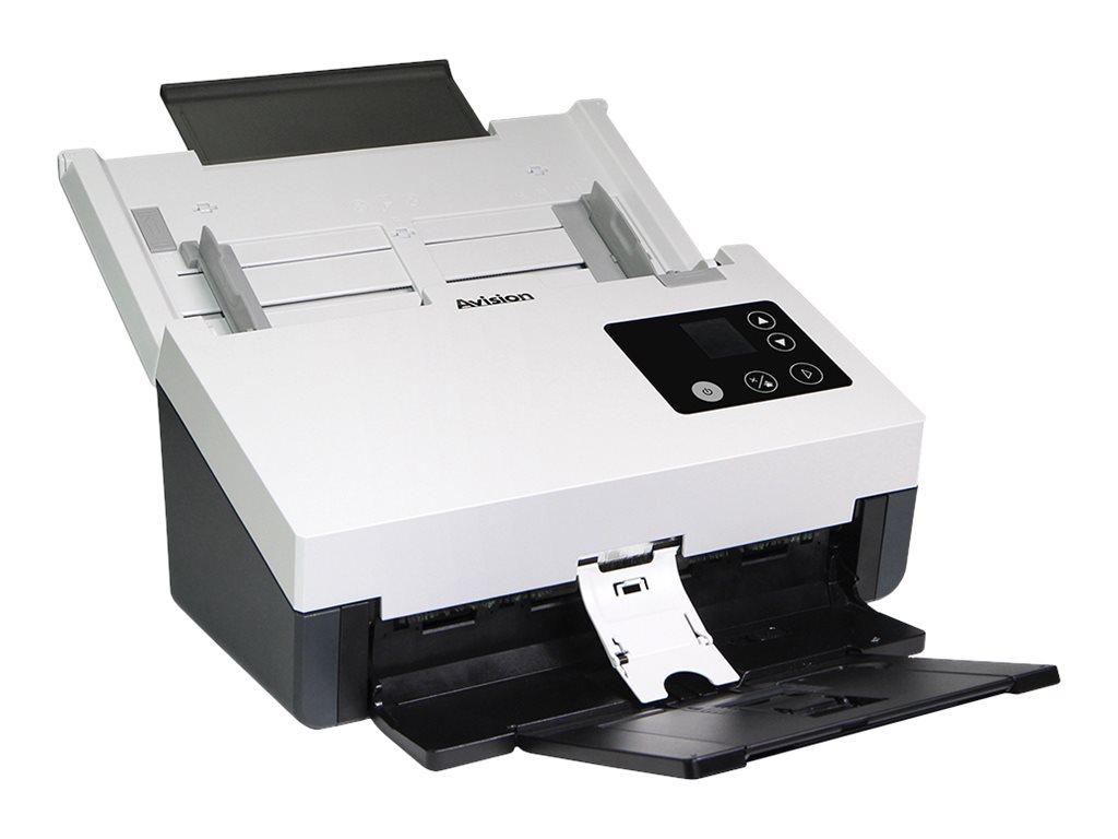 Vorschau: Avision AD345 - Dokumentenscanner - Duplex - A4/Legal - 600 dpi - bis zu 60 Seiten/Min. (einfarbig)