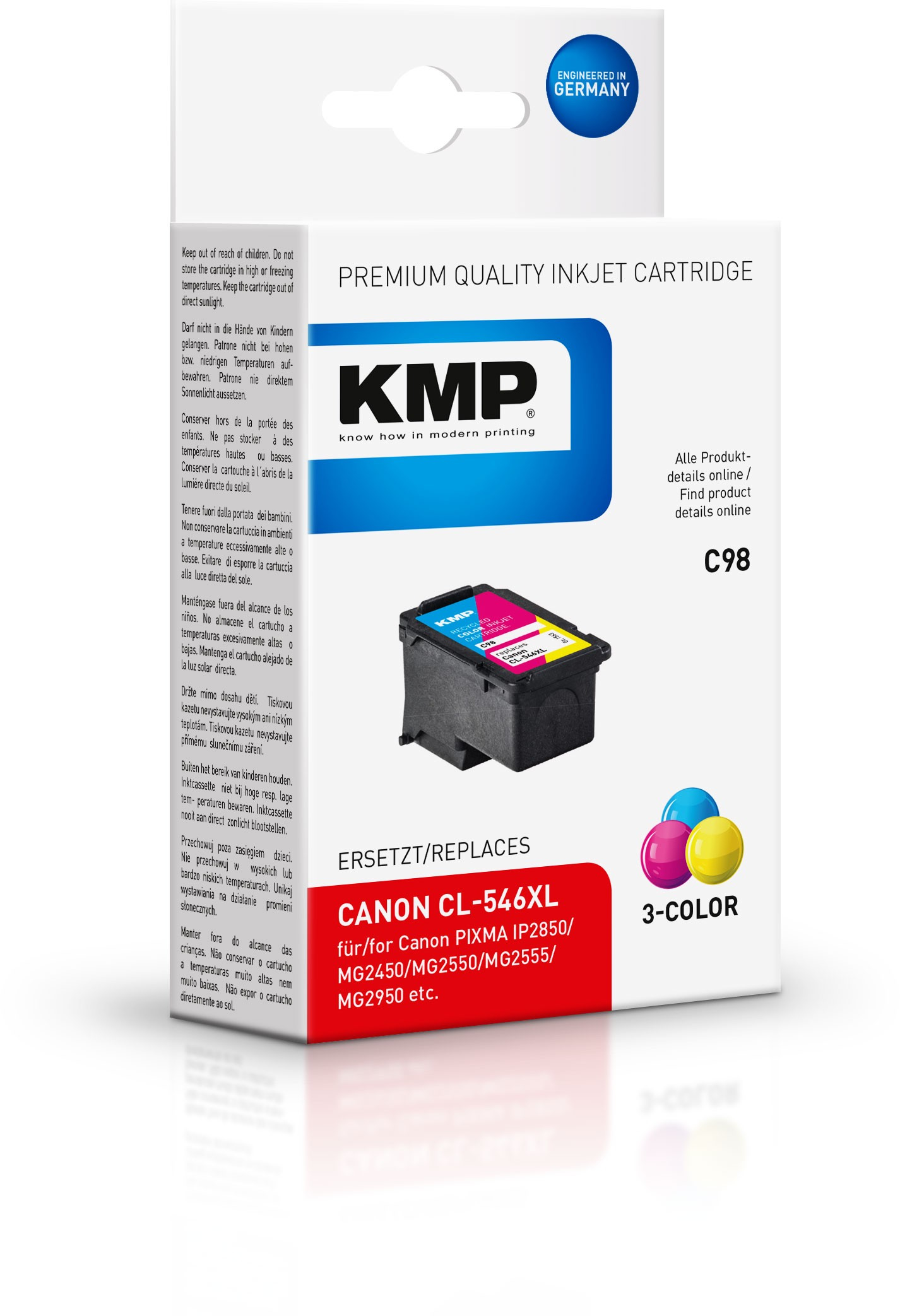 KMP 1563,4030