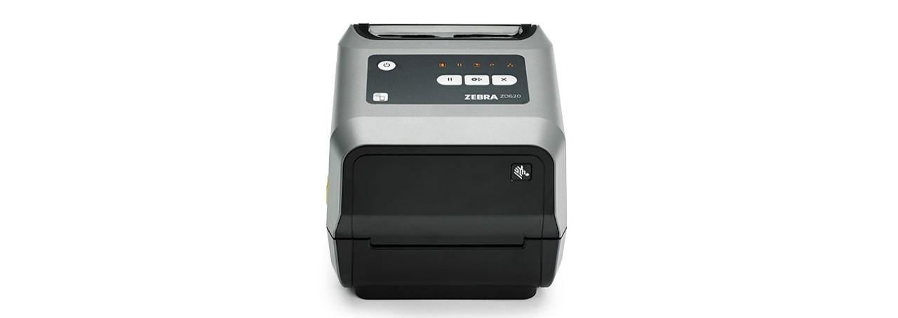 Zebra ZD620 - Direkt Wärme - 300 x 300 DPI - 152 mm/sek - 10,8 cm - EPL2,XML,ZBI,ZPL II - Schwarz - Grau