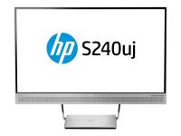 "EliteDisplay S240uj Wireless Charging Monitor - LED-Monitor - 60.45 cm (23.8"") (23.8"" sichtbar)"