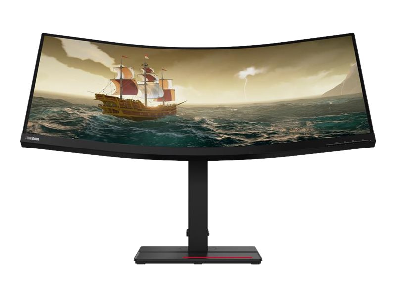 """Vorschau: Lenovo ThinkVision T34w-20 - LED-Monitor - gebogen - 86.4 cm (34"""")"""