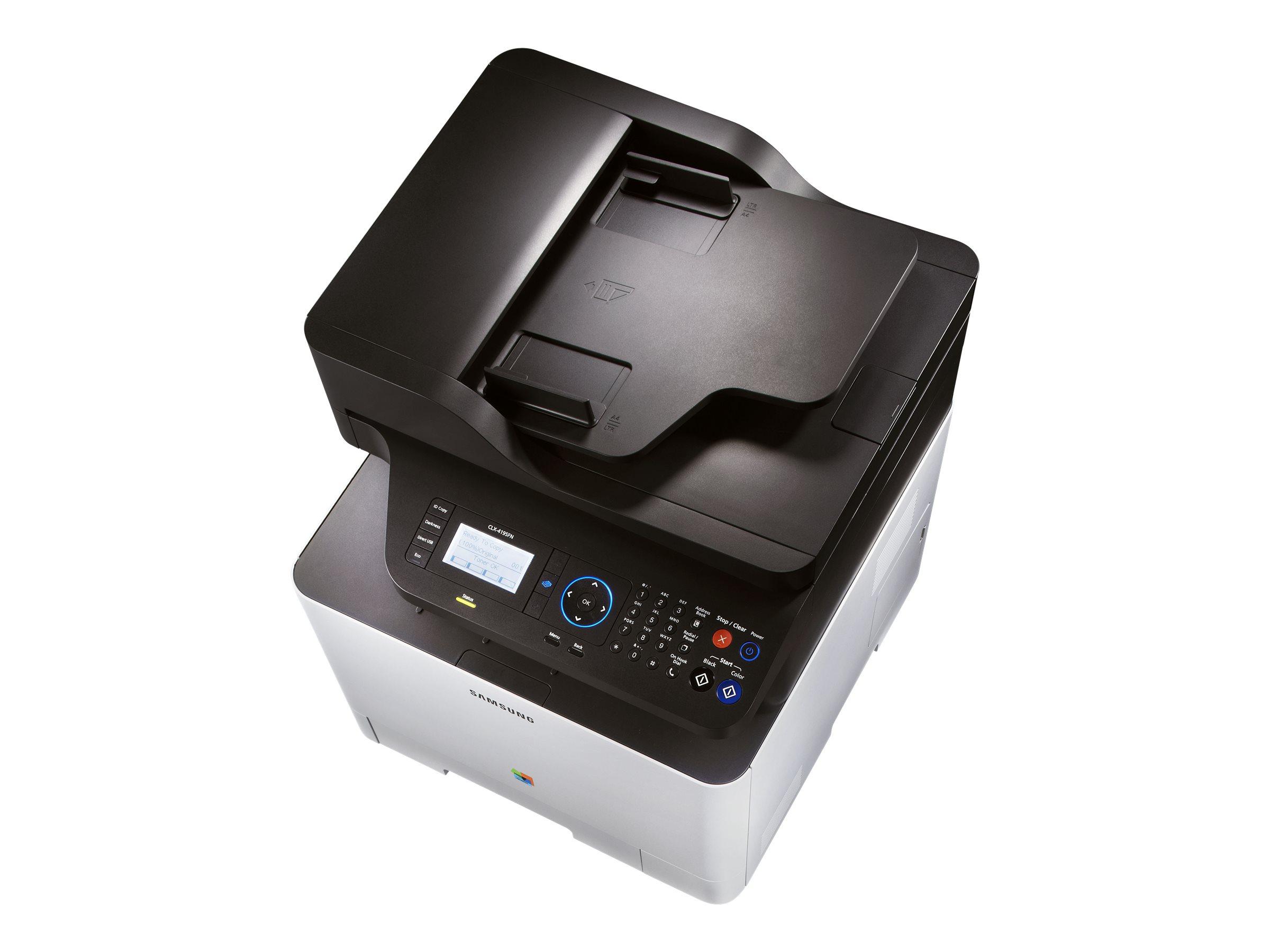 HP Samsung CLX-4195FN - Multifunktionsdrucker