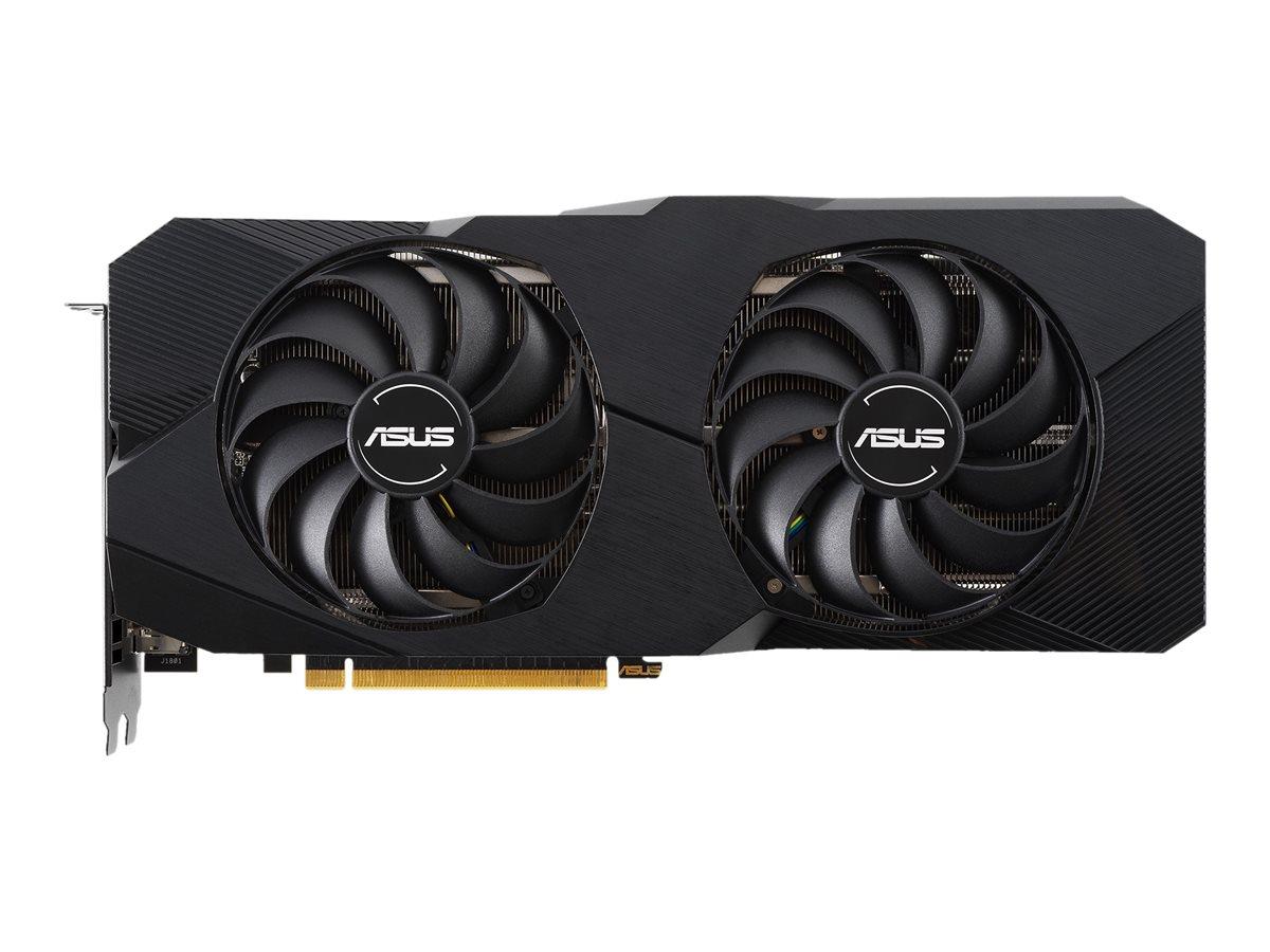 Vorschau: ASUS DUAL-RX5600XT-T6G-EVO - Grafikkarten - Radeon RX 5600 XT