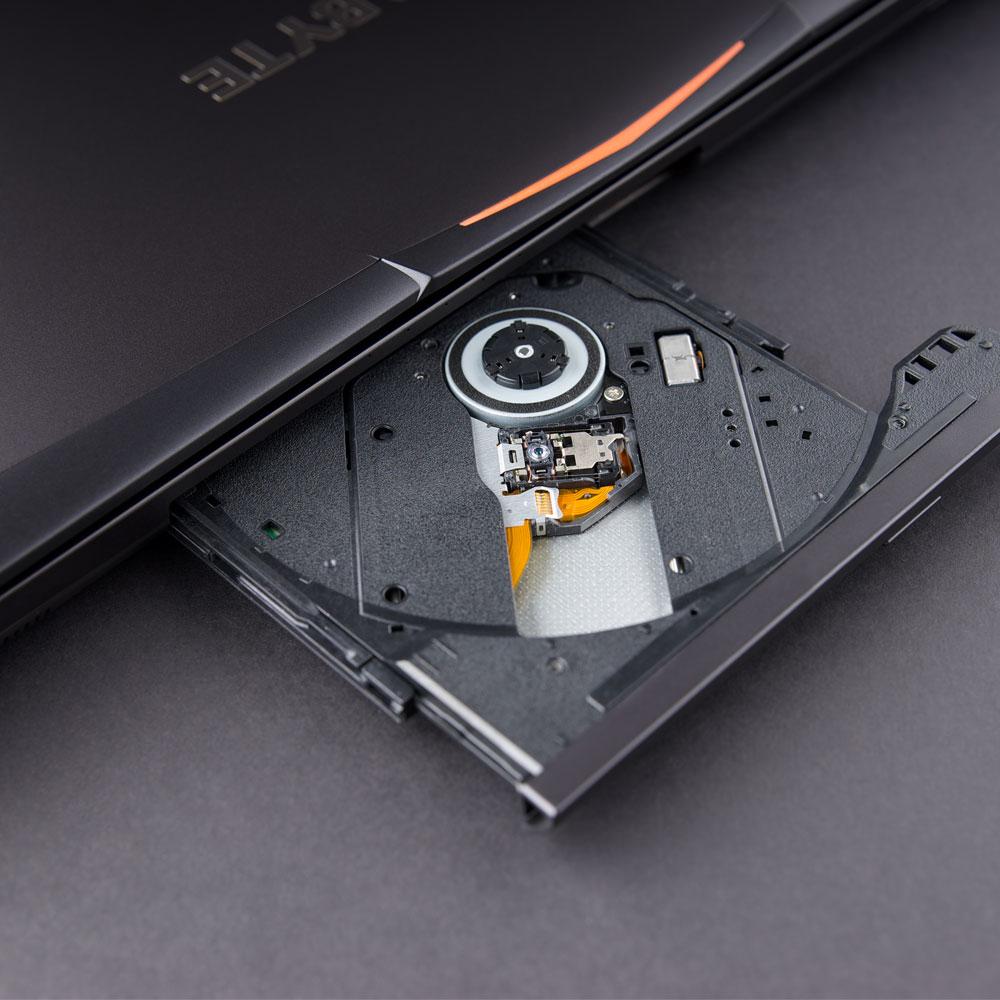 P35XV6-DE426T 2.6GHz I7-6700HQ 15.6Zoll 3840 x 2160Pixel Schwarz Notebook Notebook