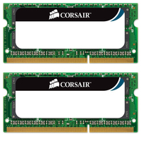 16GB (2 x 8 GB) DDR3 1333MHz SODIMM Speichermodul