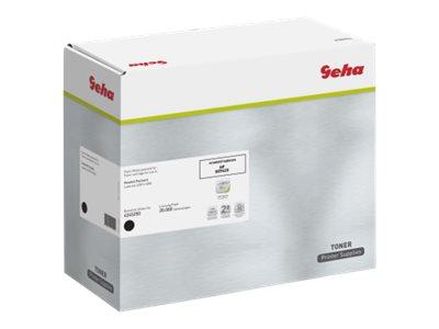 Geha Mit hoher Kapazität - Schwarz - kompatibel - wiederaufbereitet - Tonerpatrone (Alternative zu: HP Q5942X)