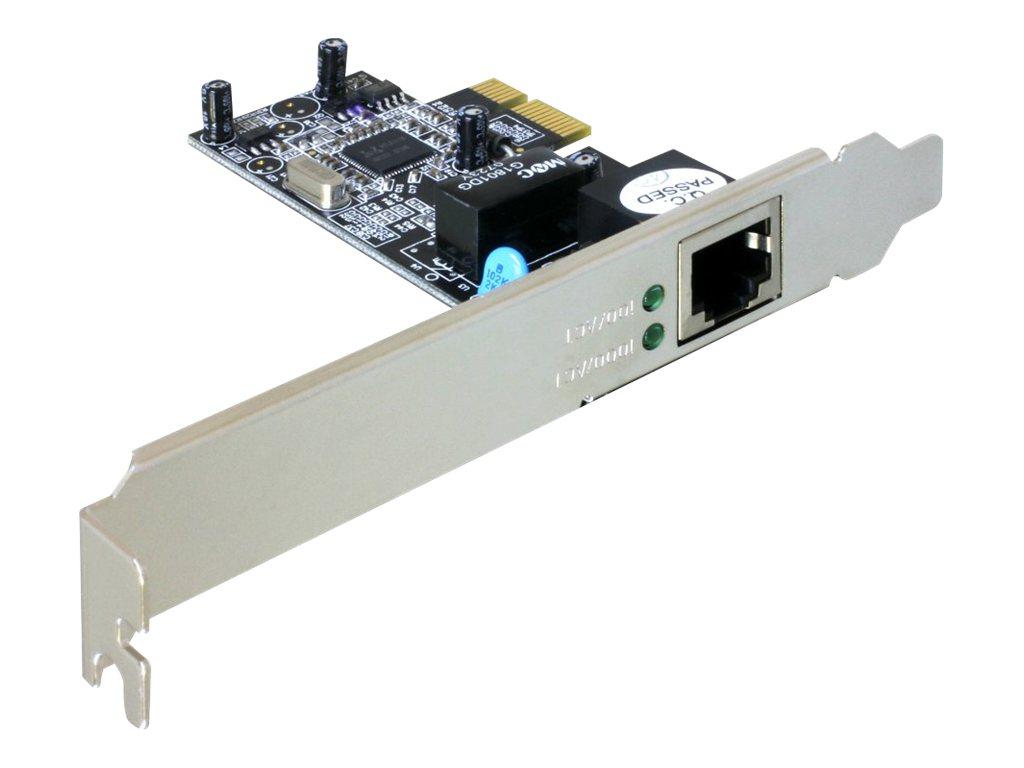 Delock Gigabit LAN PCI Express Card, 1 Port - Netzwerkadapter