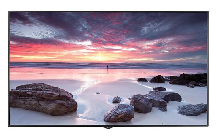 LG 98LS95D-B Digital signage flat panel 98Zoll LCD 4K Ultra HD Schwarz Signage-Display