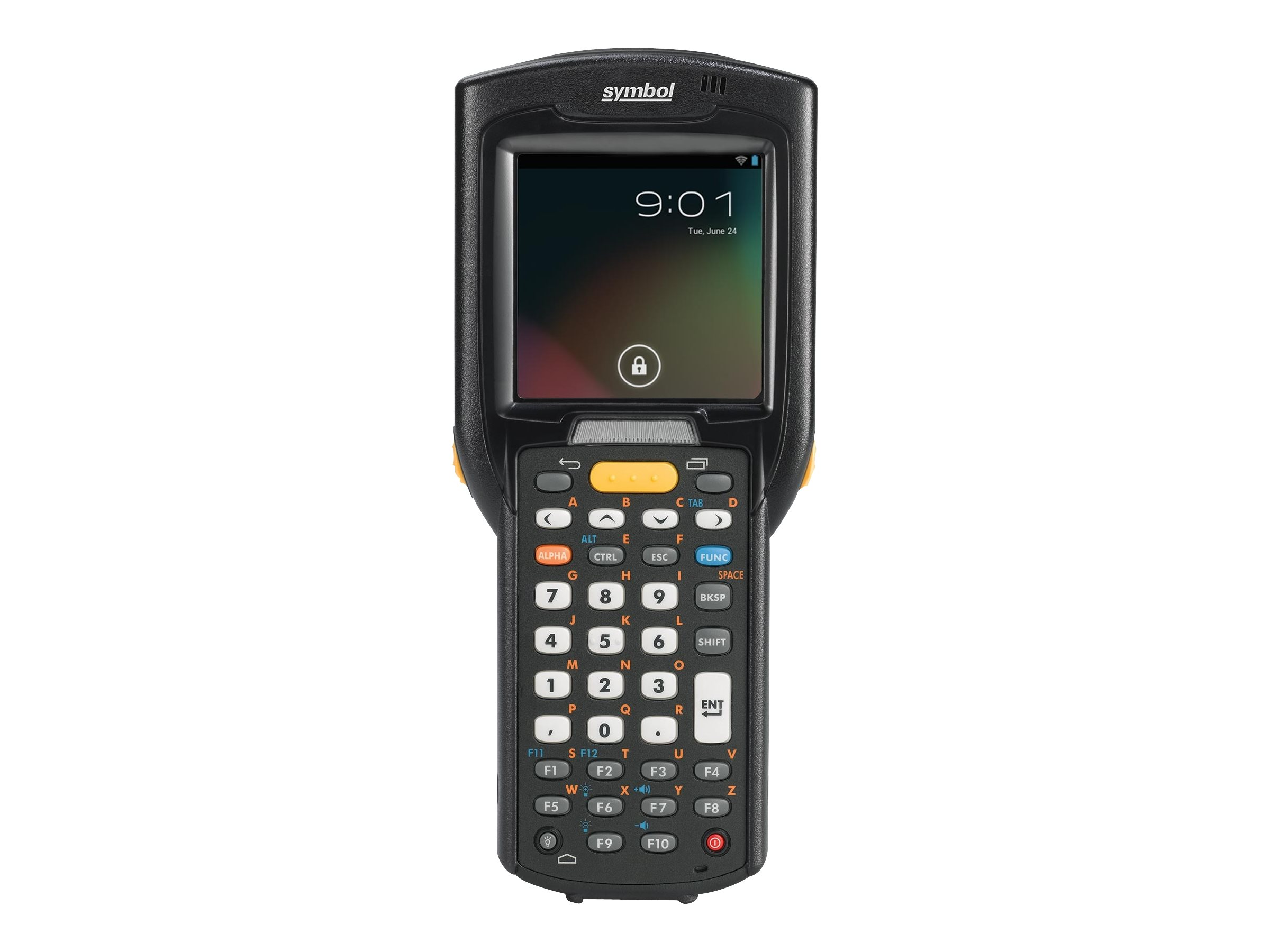 Vorschau: Zebra MC3200 Premium - Datenerfassungsterminal