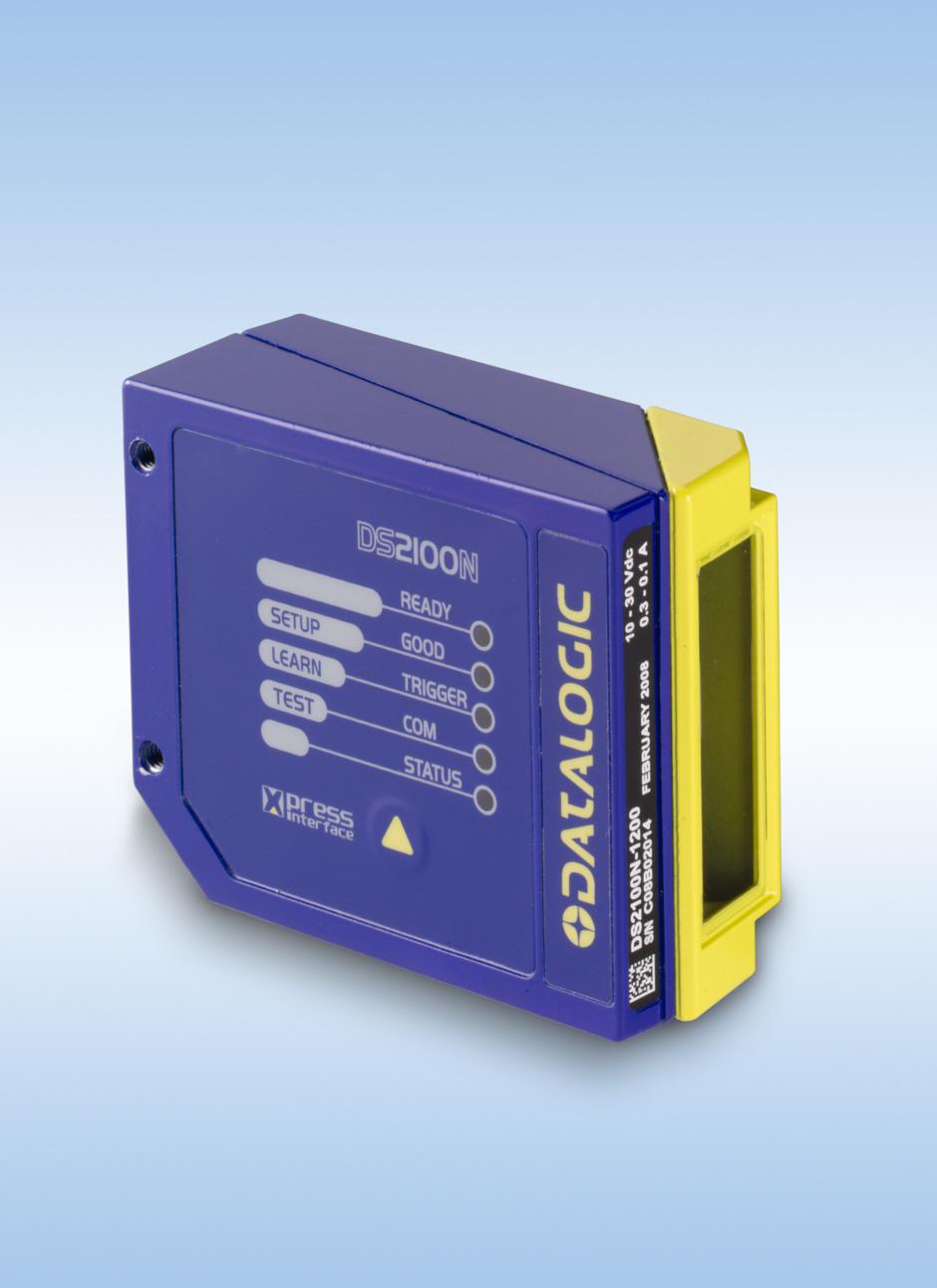Datalogic DS2100N-1210 - Barcode-Scanner - Desktop-Gerät