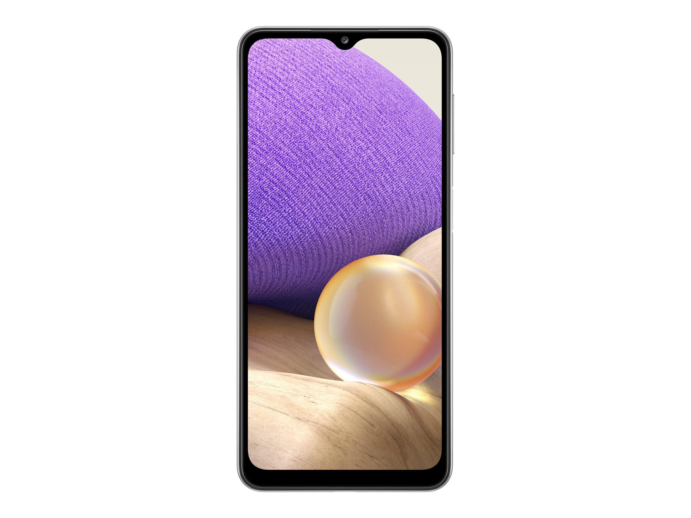 "Samsung Galaxy A32 5G - Smartphone - Dual-SIM - 5G NR - 128 GB - microSD slot - 6.5"" - 1600 x 720 Pixel (269 ppi (Pixel pro Zoll))"