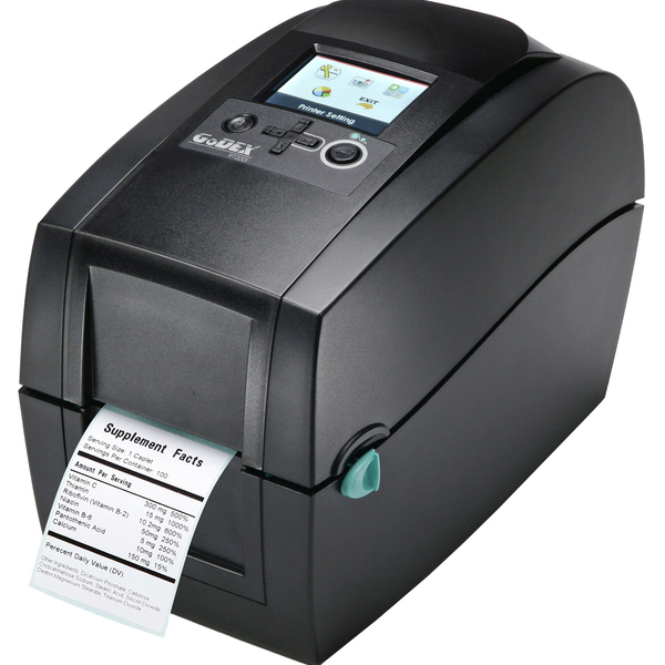 GoDEX RT200i label printer Direct thermal / Thermal transfer 203 x 203 DPI