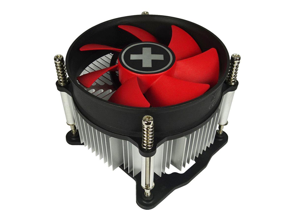 Xilence I250PWM - Prozessor-Luftkühler - (für: LGA1156, LGA1155, LGA1150, LGA1151)