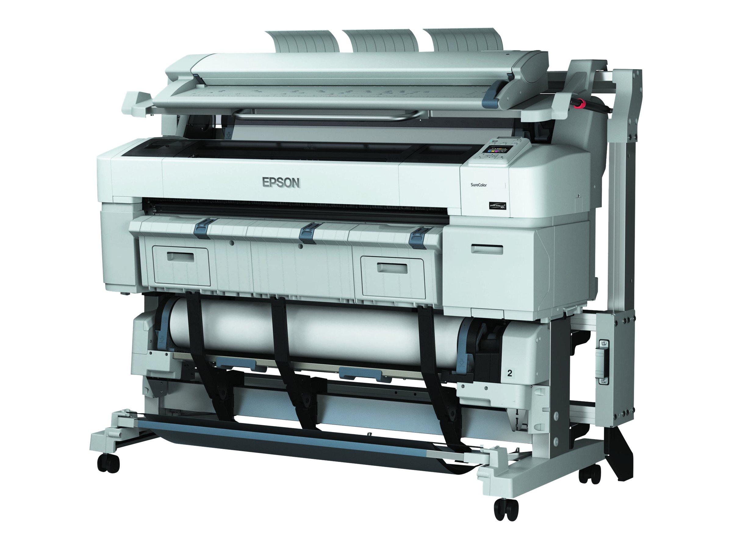 "Epson SureColor SC-T7200D - 1118 mm (44"") Großformatdrucker - Farbe - Tintenstrahl - Rolle (111,8 cm)"