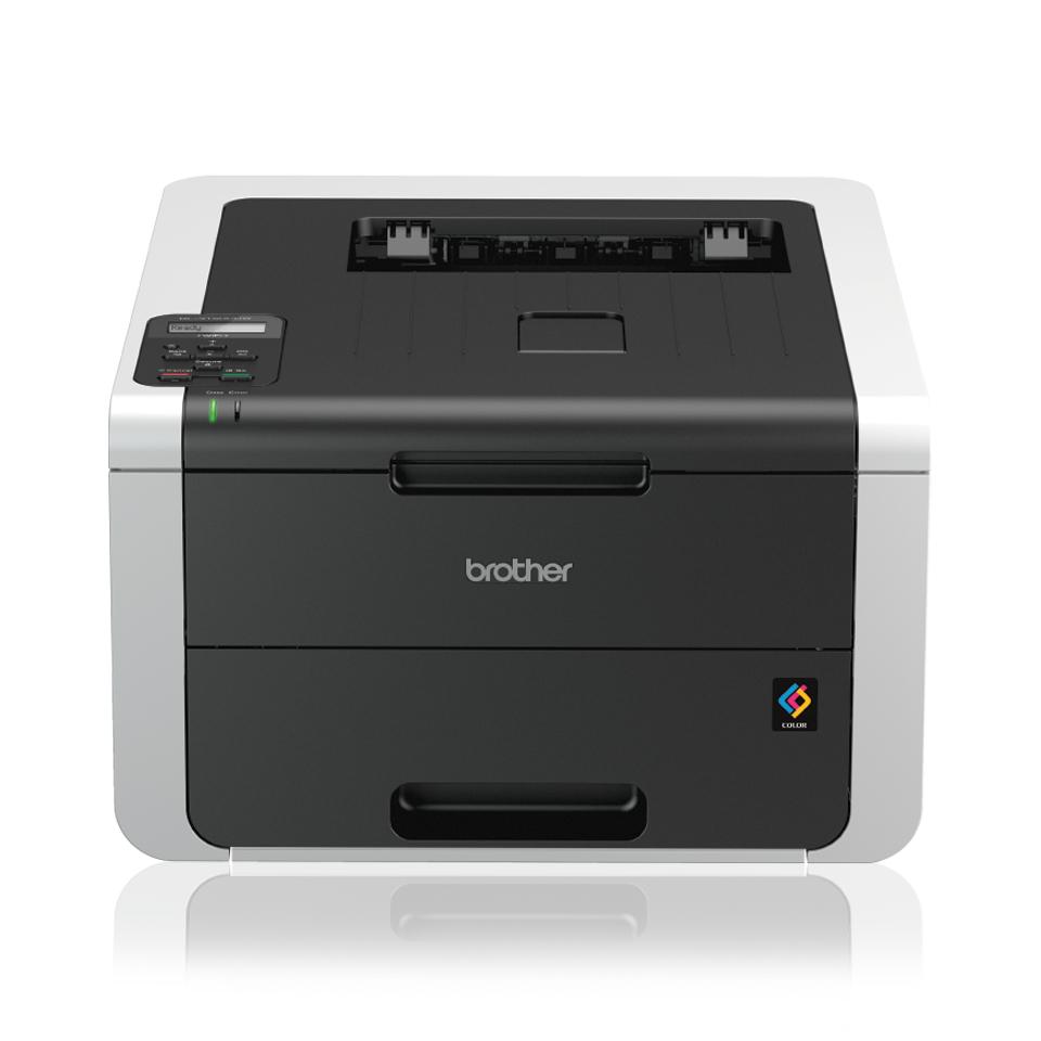 Brother HL-3152CDW Farbe 2400 x 600DPI A4 WLAN Laser-/LED-Drucker