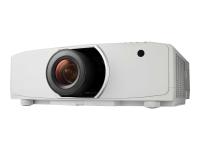 PA703W Desktop-Projektor 7000ANSI Lumen 3LCD WXGA (1280x800) 3D Weiß Beamer