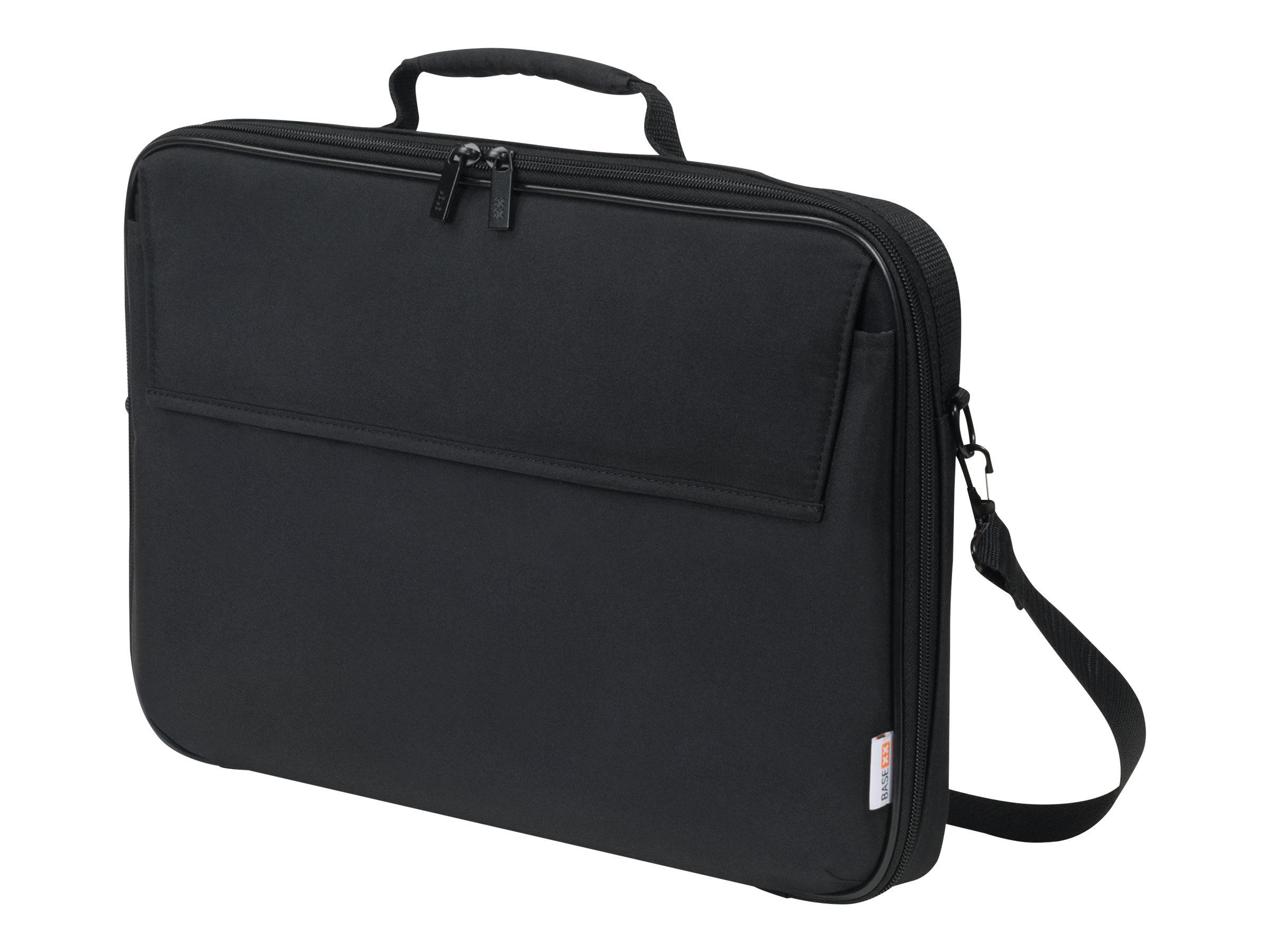 Vorschau: Dicota BASE XX Clamshell - Notebook-Tasche - 15