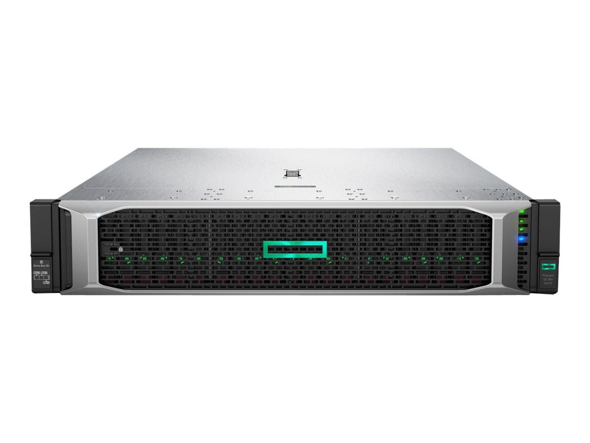 "HP Enterprise ProLiant DL380 Gen10 - Server - Rack-Montage - 2U - zweiweg - 1 x Xeon Silver 4210 / 2.2 GHz - RAM 32 GB - SATA - Hot-Swap 6.4 cm (2.5"")"