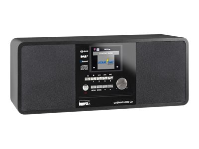 Telestar imperial DABMAN i200 CD - Audiosystem - 20 Watt (Gesamt)