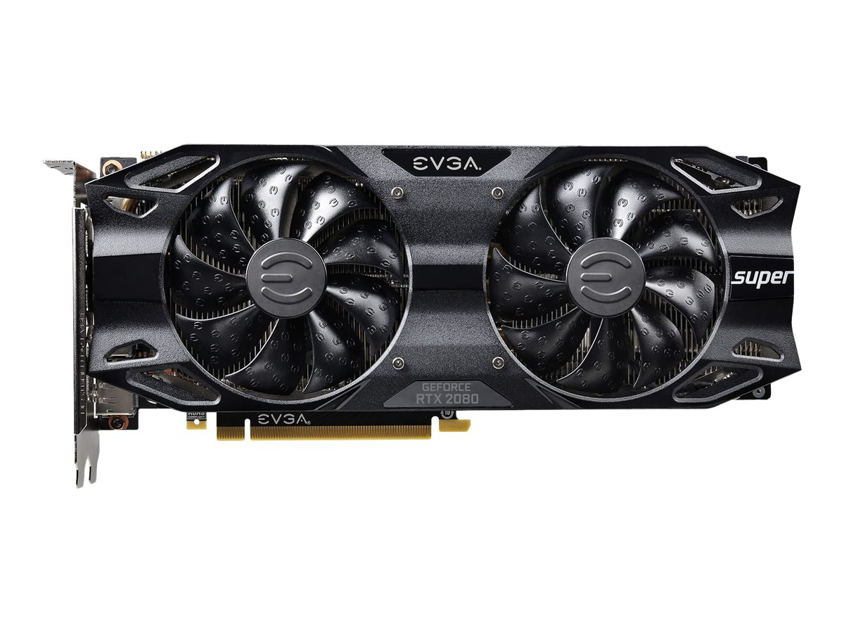EVGA GeForce RTX 2080 SUPER KO GAMING - KO Edition
