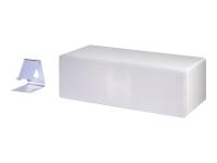Concert BT 1 Tragbarer Stereo-Lautsprecher Weiß