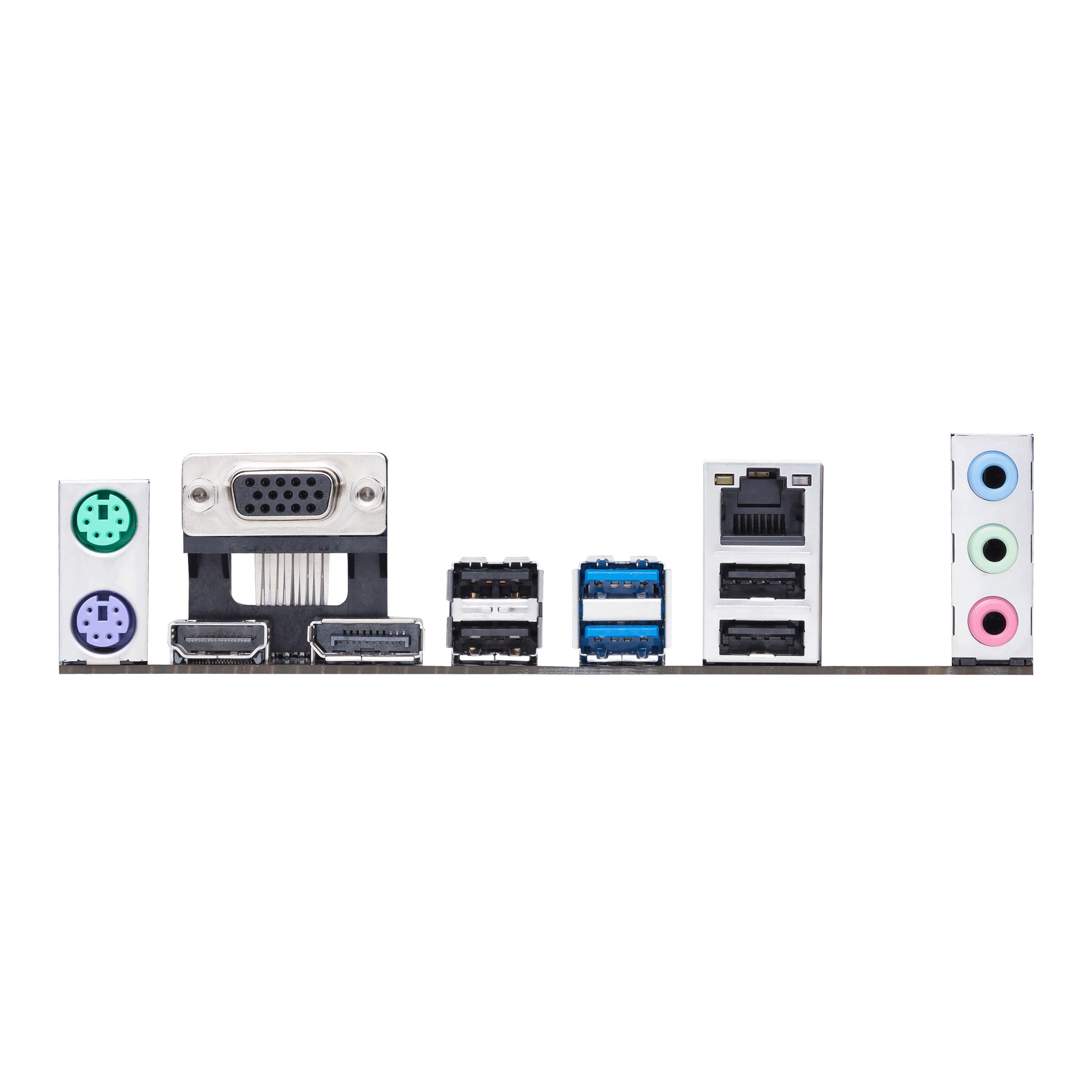 ASUS PRIME H510M-A - Motherboard - micro ATX - LGA1200-Sockel - H510 - USB 3.2 Gen 1 - Gigabit LAN - Onboard-Grafik (CPU erforderlich)