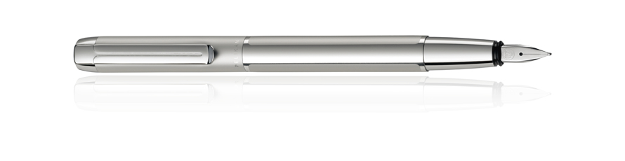 Pelikan Pura P40 - Silber - Aluminium - 1 Stück(e)