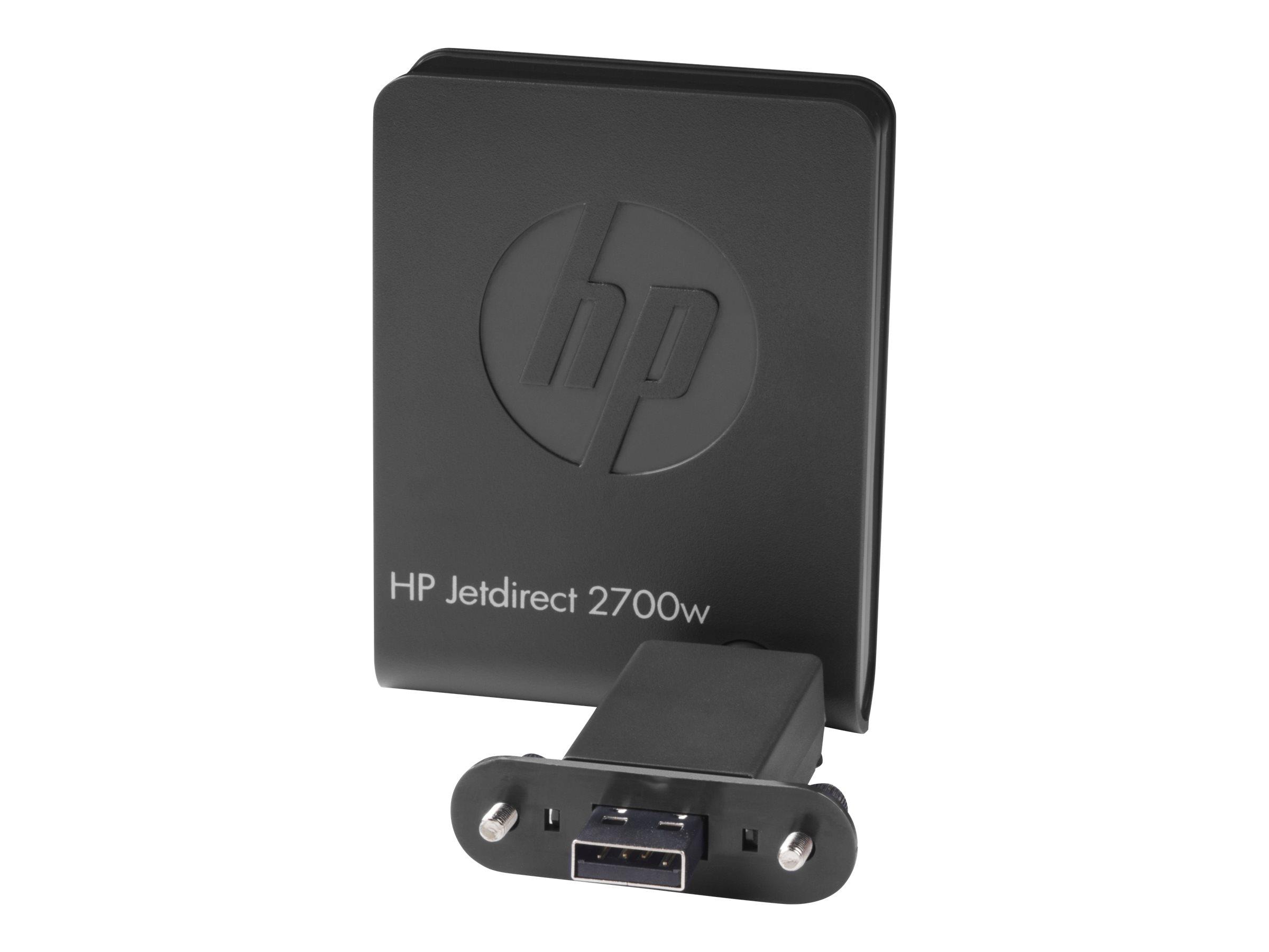 HP Jetdirect 2700w Wireless USB-Printserver(J8026A)