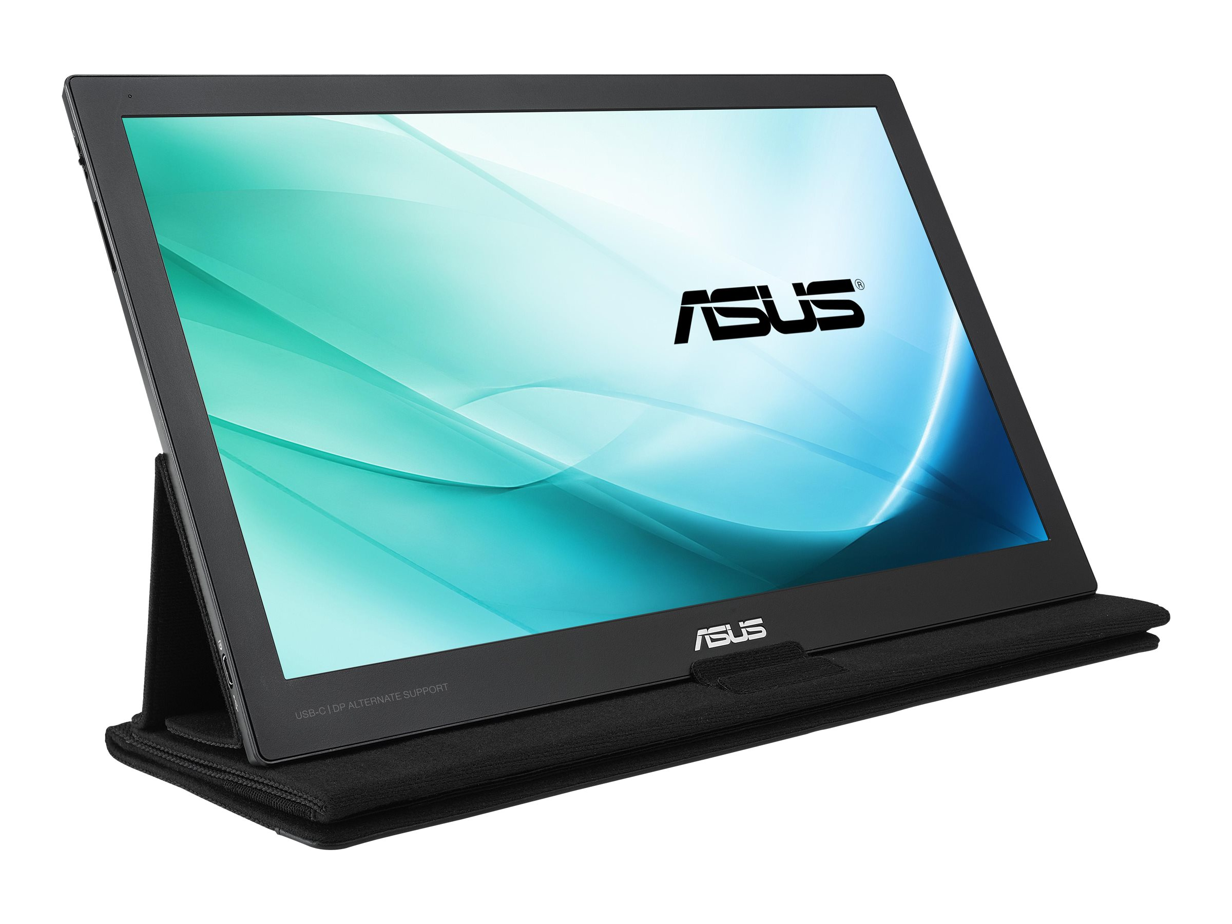 "ASUS MB169C+ - LED-Monitor - 39.6 cm (15.6"") - tragbar - 1920 x 1080 Full HD (1080p)"