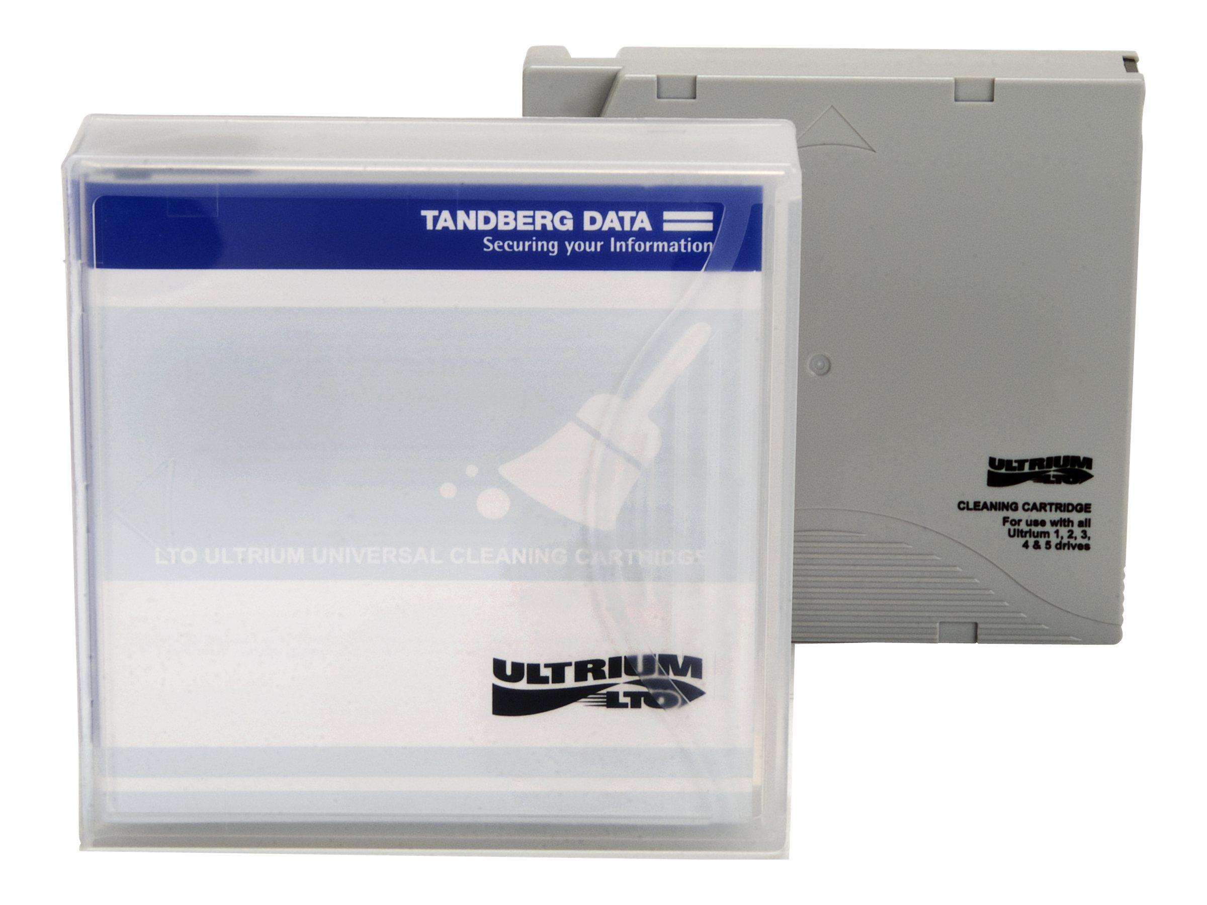 Overland-Tandberg LTO Ultrium - Reinigungskassette