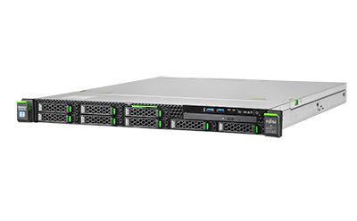 Fujitsu PRIMERGY RX1330M4 E-2236 16GB - Server - 3,4 GHz