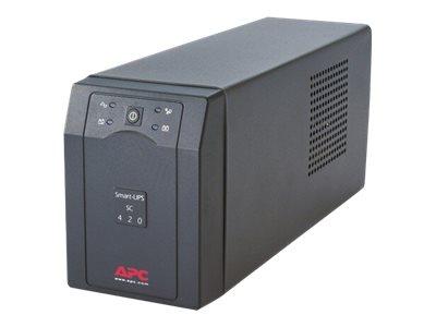 APC Smart-UPS SC 420VA - USV - Wechselstrom 230 V